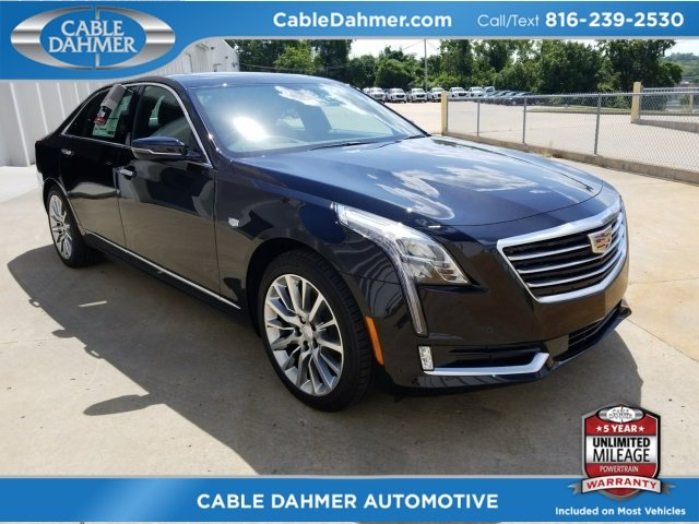 2018 Cadillac CT6 Premium Luxury AWD AWD Sedan For Sale Near Kansas