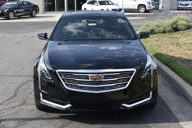 2018 Cadillac CT6 Platinum AWD AWD 4 Door 3.0L 6-Cylinder Turbocharged Engine Automatic