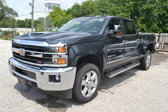 2019 Chevy Silverado 2500HD LTZ 4X4 4 Door Automatic Truck