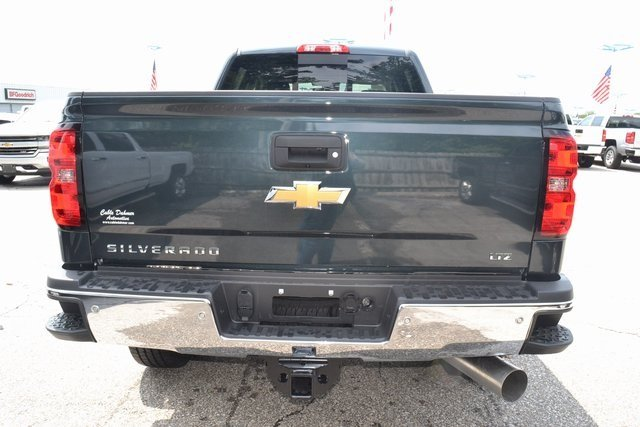 2019 Chevy Silverado 2500HD LTZ 4 Door Truck Duramax 6.6L V8 Turbodiesel Engine 4X4 Automatic