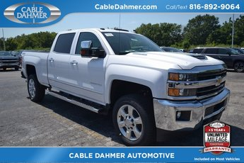 2019 Chevy Silverado 2500HD LTZ 4 Door 4X4 Automatic