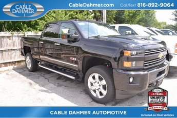 2019 Chevrolet Silverado 2500HD LTZ 4 Door Automatic Truck 4X4 Duramax 6.6L V8 Turbodiesel Engine