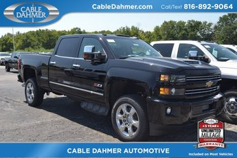 2019 Chevy Silverado 2500HD LTZ Duramax 6.6L V8 Turbodiesel Engine 4 Door 4X4