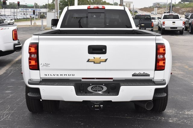 2018 Chevy Silverado 3500HD High Country 4 Door Truck 4X4