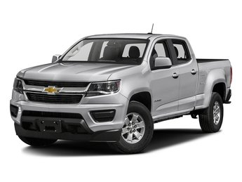 2018 Chevy Colorado 4WD Work Truck 4 Door 4X4 Automatic V6 Engine