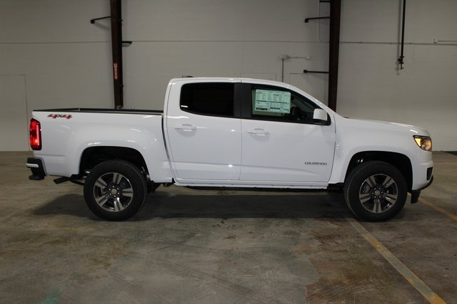 2018 Chevrolet Colorado 4WD Work Truck Truck V6 Engine Automatic