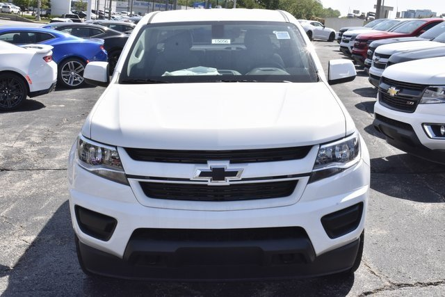 2018 Chevy Colorado 4WD Work Truck Automatic V6 Engine 4 Door
