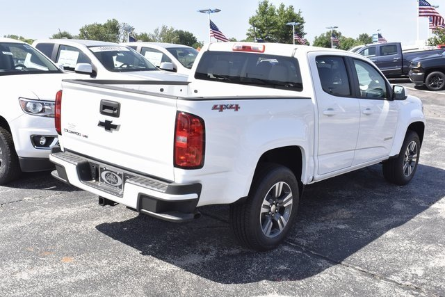 2018 Chevy Colorado 4WD Work Truck 4X4 Truck 4 Door Automatic