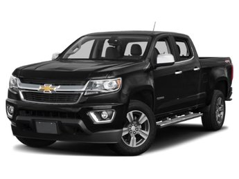 2019 Chevrolet Colorado 4WD LT 4 Door V6 Engine Automatic