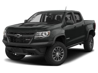 2019 Chevy Colorado 4WD LT 4 Door Automatic 4X4 Truck V6 Engine