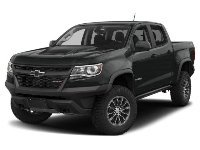 2019 Chevy Colorado 4WD LT V6 Engine Truck 4 Door Automatic