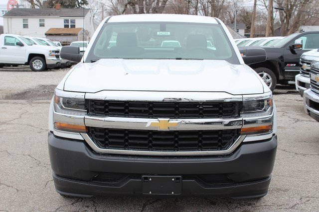 2018 Chevy Silverado 1500 WT 2 Door RWD EcoTec3 5.3L V8 Flex Fuel Engine