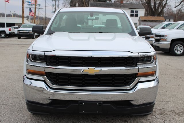 2018 Chevrolet Silverado 1500 WT 2 Door RWD EcoTec3 5.3L V8 Flex Fuel Engine