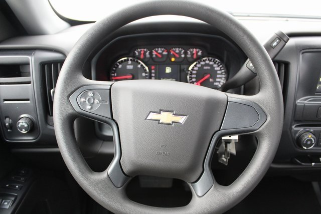 2018 Chevrolet Silverado 1500 WT Automatic RWD 2 Door EcoTec3 5.3L V8 Flex Fuel Engine