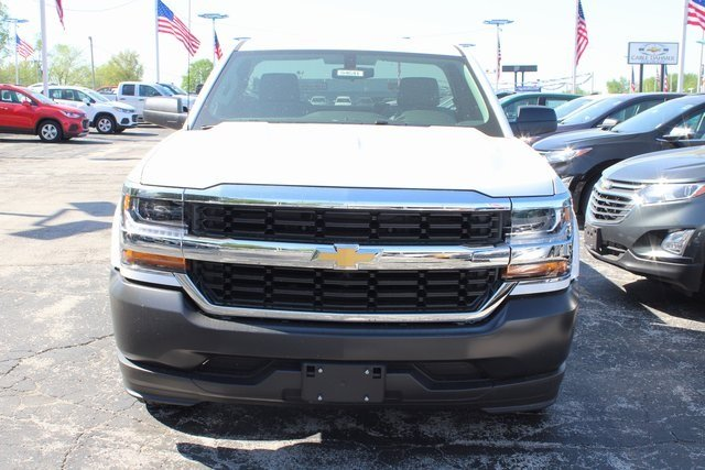 2018 Chevy Silverado 1500 Work Truck Automatic 2 Door Truck