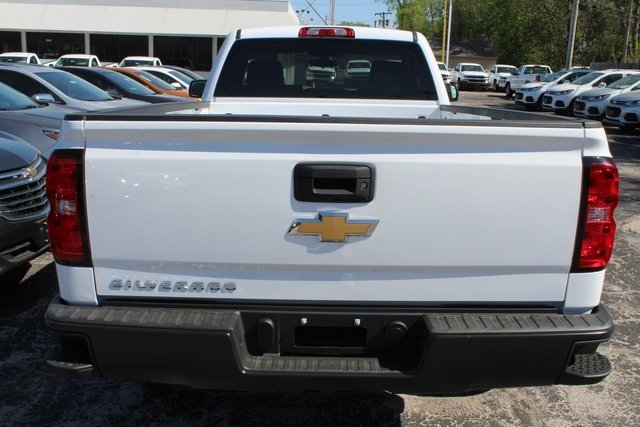 2018 Chevy Silverado 1500 Work Truck Automatic RWD EcoTec3 4.3L V6 Engine