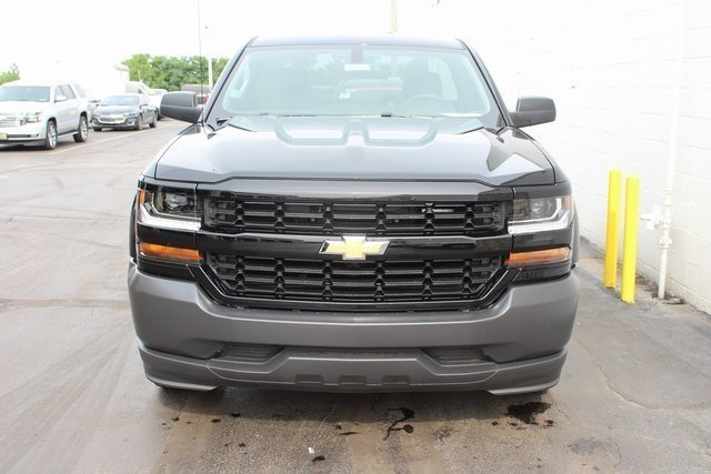 2018 Chevrolet Silverado 1500 Work Truck 4X4 2 Door Automatic