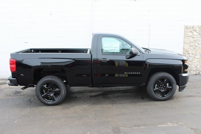 2018 Chevrolet Silverado 1500 Work Truck 4X4 2 Door Truck Automatic