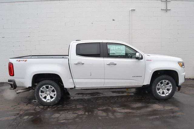2018 Chevy Colorado 4WD LT 4 Door 4X4 2.8L Duramax Turbodiesel Engine Automatic