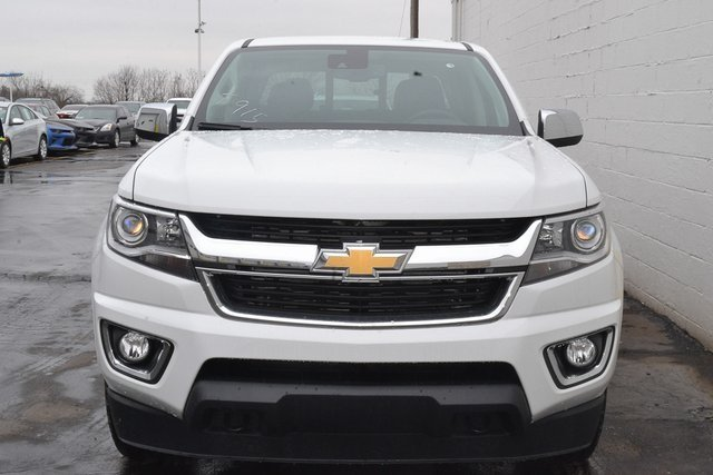 2018 Chevy Colorado 4WD LT Truck 4X4 Automatic