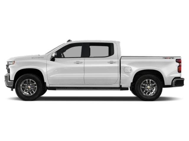 2019 Summit White Chevy Silverado 1500 LT 4 Door Automatic EcoTec3 5.3L V8 Engine 4X4