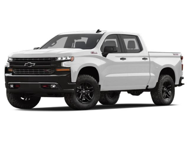 2019 Summit White Chevy Silverado 1500 LTZ 4 Door Truck EcoTec3 5.3L V8 Engine