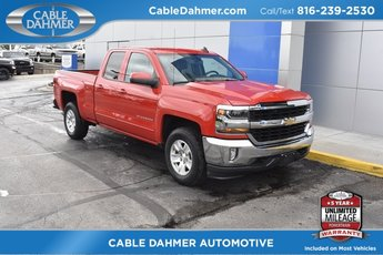 2016 Chevy Silverado 1500 LT Automatic Truck 4 Door EcoTec3 5.3L V8 Engine 4X4