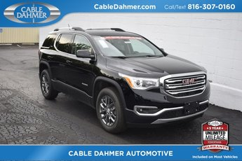 2018 Ebony Twilight Metallic GMC Acadia SLT AWD 3.6L V6 SIDI DOHC VVT Engine SUV