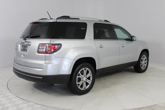 2015 GMC Acadia SLT 3.6L V6 SIDI Engine 4 Door SUV FWD