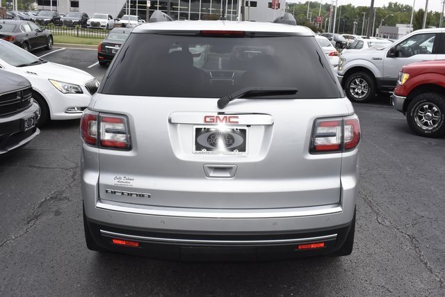 2015 GMC Acadia SLT 3.6L V6 SIDI Engine FWD 4 Door Automatic