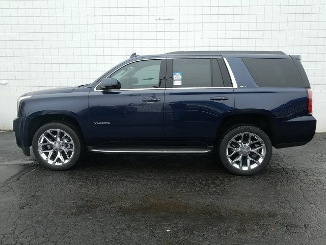 2018 GMC Yukon SLT SUV 4 Door Automatic 4X4