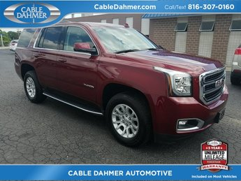 2018 GMC Yukon SLT SUV 4X4 Automatic EcoTec3 5.3L V8 Engine 4 Door