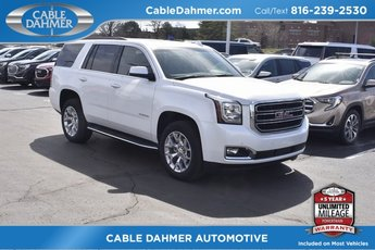2018 GMC Yukon SLT 4X4 Automatic SUV 4 Door