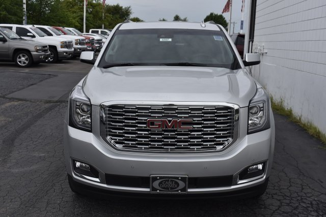 2018 Quicksilver Metallic GMC Yukon Denali 4 Door 4X4 SUV