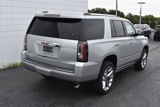 2018 GMC Yukon Denali 4 Door EcoTec3 6.2L V8 Engine Automatic
