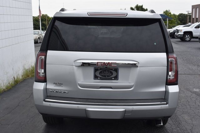 2018 GMC Yukon Denali EcoTec3 6.2L V8 Engine Automatic SUV 4 Door