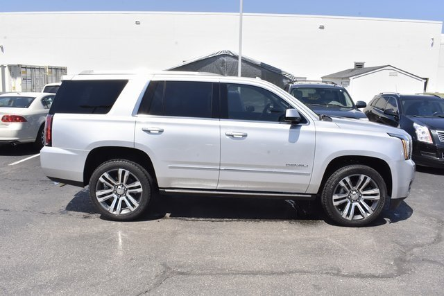 2018 GMC Yukon Denali Automatic 4 Door EcoTec3 6.2L V8 Engine 4X4