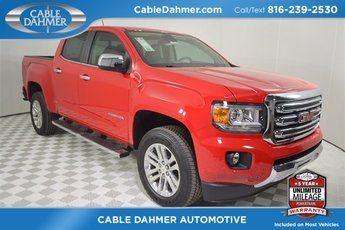 2018 GMC Canyon 4WD SLT 4 Door V6 Engine 4X4