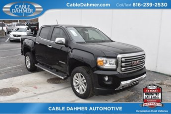 2018 GMC Canyon 4WD SLT 4 Door Automatic 4X4 Truck