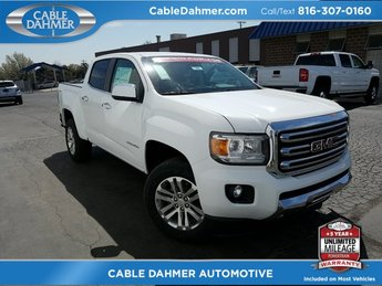 2018 GMC Canyon 4WD SLT 4X4 V6 Engine Truck Automatic 4 Door