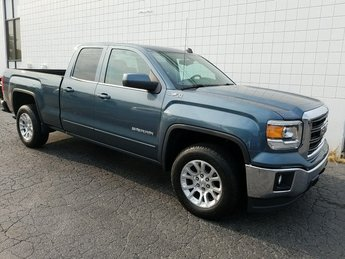 2014 GMC Sierra 1500 SLE 4X4 EcoTec3 5.3L V8 Flex Fuel Engine Automatic