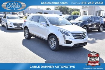 2019 Cadillac XT5 Luxury AWD SUV Automatic 3.6L V6 DI VVT Engine 4 Door