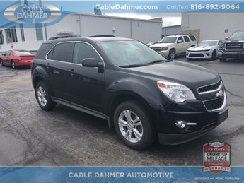 2011 Chevy Equinox LT w/2LT SUV FWD Automatic