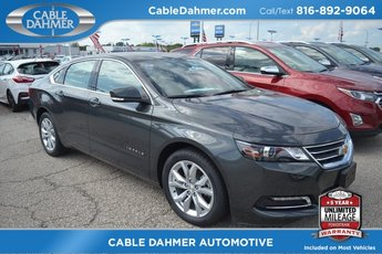 2018 Chevy Impala LT 4 Door FWD Automatic 3.6L V6 DI DOHC Engine Sedan