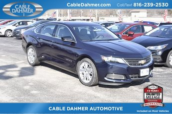 2018 Chevrolet Impala LS FWD Sedan Automatic