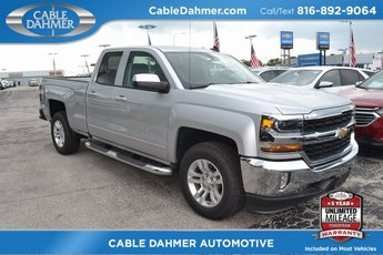2018 Chevy Silverado 1500 LT Truck EcoTec3 5.3L V8 Engine 4 Door 4X4 Automatic