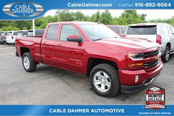 2018 Cajun Red Tintcoat Chevy Silverado 1500 LT 4X4 4 Door EcoTec3 5.3L V8 Flex Fuel Engine Truck Automatic