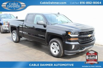 2018 Chevy Silverado 1500 LT 4X4 Automatic 4 Door EcoTec3 5.3L V8 Flex Fuel Engine Truck