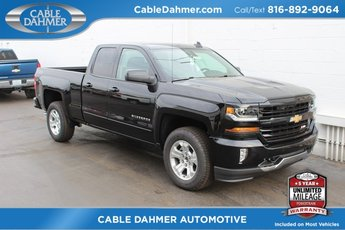 2018 Chevy Silverado 1500 LT 4X4 EcoTec3 5.3L V8 Flex Fuel Engine Automatic Truck 4 Door