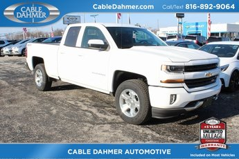2018 Summit White Chevy Silverado 1500 LT Truck Automatic EcoTec3 5.3L V8 Flex Fuel Engine